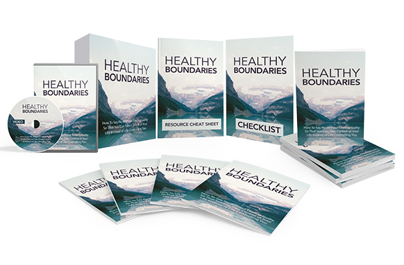 Healthy Boundaries Upgrade Package