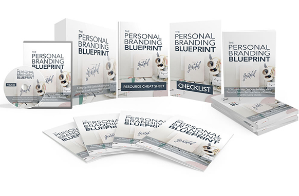 The Personal Branding Blueprint Upgrade Package