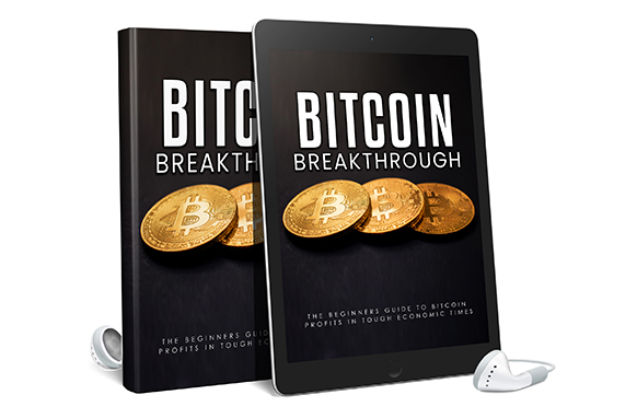 Bitcoin Breakthrough AudioBook and Ebook