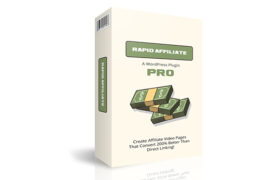 Rapid Affiliate Pro WordPress Plugin