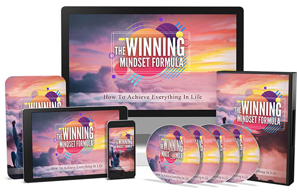 The Winning Mindset Formula Upgrade Package