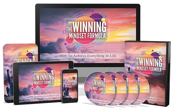 The Winning Mindset Formula Upgrade Package