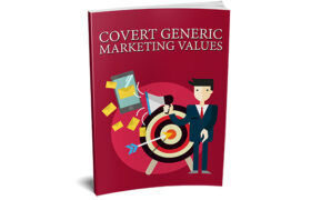 Covert Generic Marketing Values
