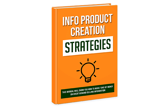 Info Product Creation Strategies
