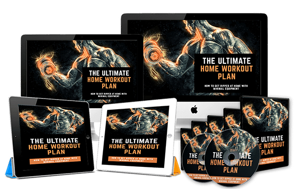 The Ultimate Home Workout Plan Upgrade Package