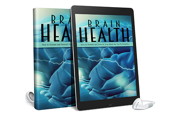 Brain Health AudioBook and Ebook
