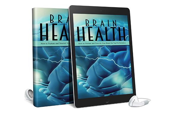 Brain Health AudioBook and Ebook