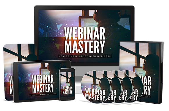Webinar Mastery Upgrade Package