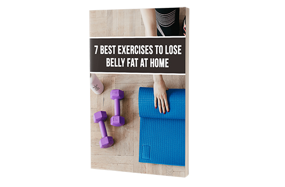 7 Best Exercises To Lose Belly Fat At Home