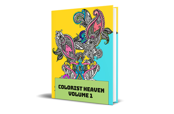 Colorist Heaven Volume 1
