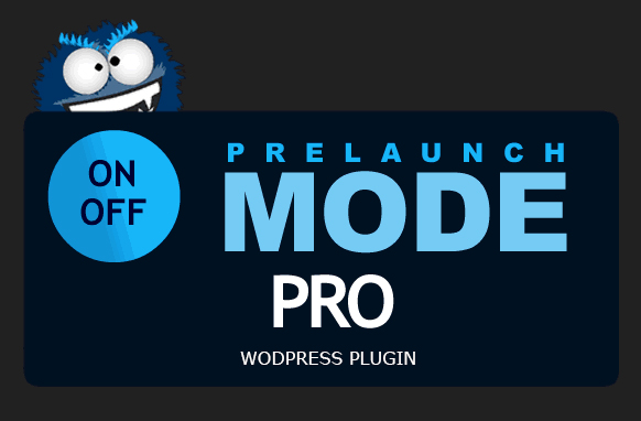Prelaunch Mode Pro WordPress Plugin