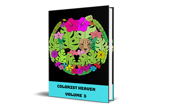 Colorist Heaven Volume 3