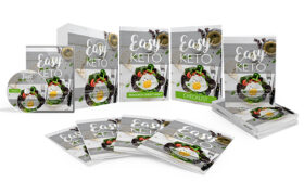 Easy Keto Upgrade Package