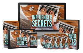 Influencer Secrets Upgrade Package