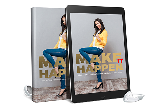 Make It Happen Audio and Ebook