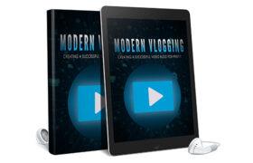 Modern Vlogging Audio and Ebook