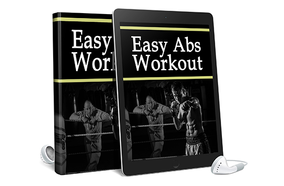 Easy Abs Workout Audio and Ebook