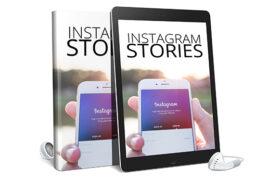 Instagram Stories Audio and Ebook