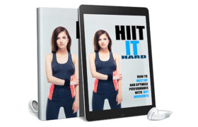 HIIT It Hard Audio and Ebook