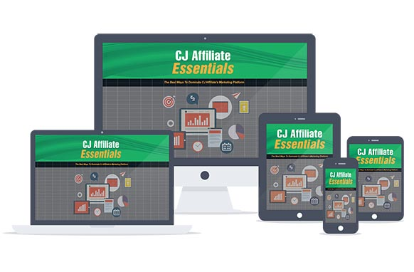 CJ Affiliate Essentials Upgrade Package