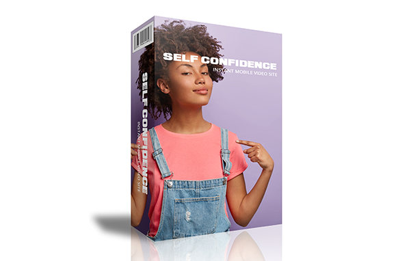 Self Confidence Instant Mobile Video Site
