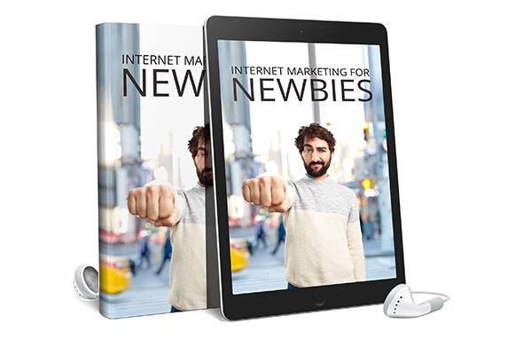 Internet Marketing For Newbies Audio and Ebook