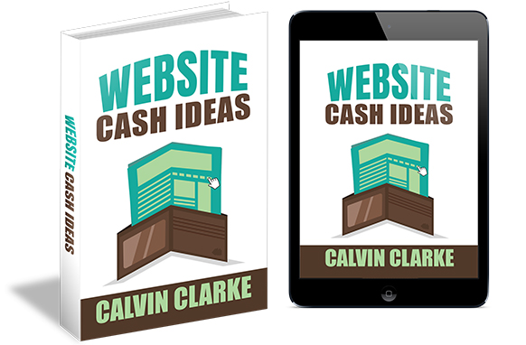 Website Cash Ideas