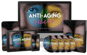 Anti-Aging Hacks Upgrade Package