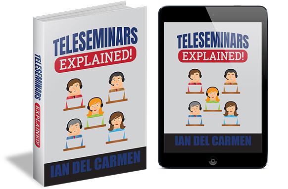 Teleseminars Explained