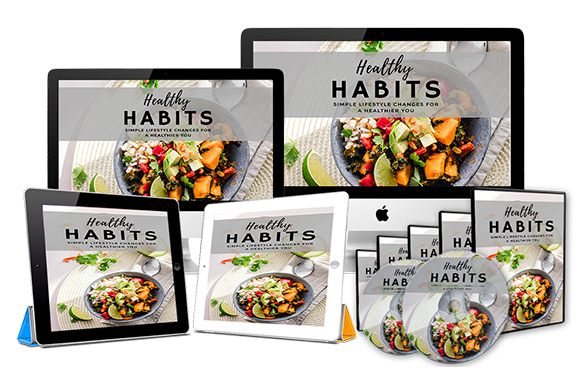 Healthy Habits Upgrade Package