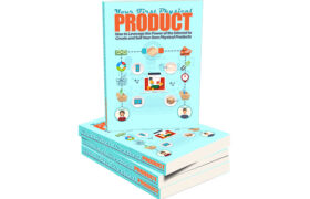 Your First Physical Product