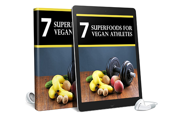 7 Super Foods For Vegan Athletes AudioBook and Ebook