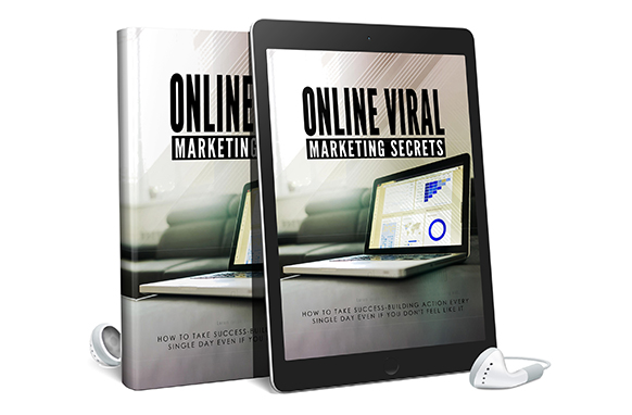 Online Viral Marketing Secrets AudioBook and Ebook