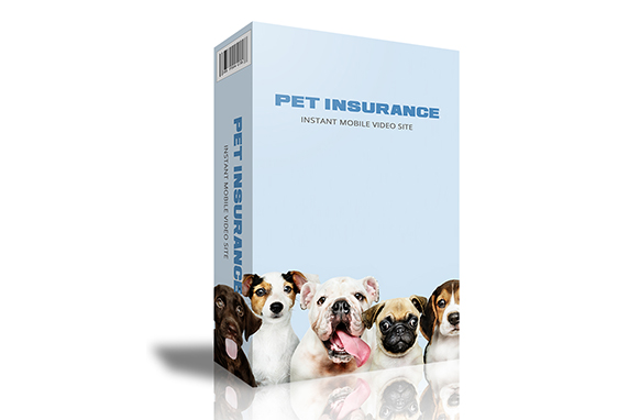 Pet Insurance Instant Mobile Video Site