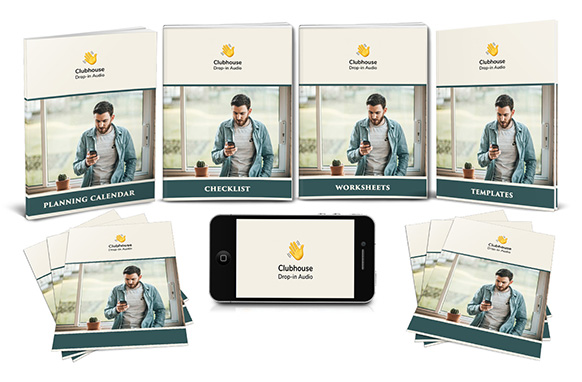 Clubhouse App For Marketing Templates