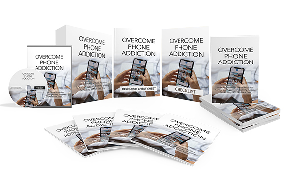 Overcome Phone Addiction Upgrade Package