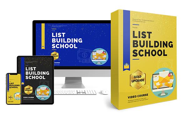 List Building School Upgrade Package