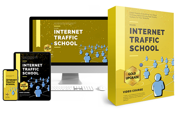 Internet Traffic School Upgrade Package