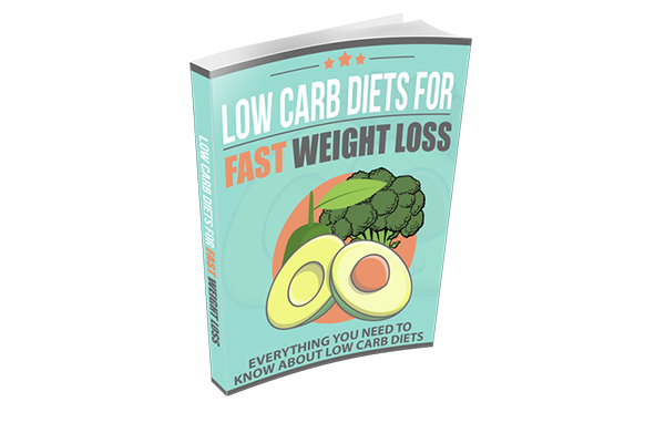 Low Carb Diets For Fast Weight Loss