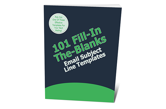 101 Fill-In-The-Blank Email Subject Line Templates