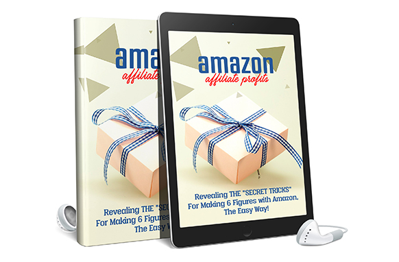 Amazon Affiliate Profits AudioBook and Ebook