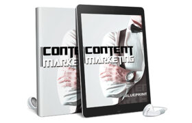 Content Marketing Blueprint AudioBook and Ebook
