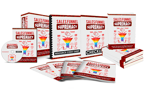 Sales Funnel Supremacy Upgrade Package