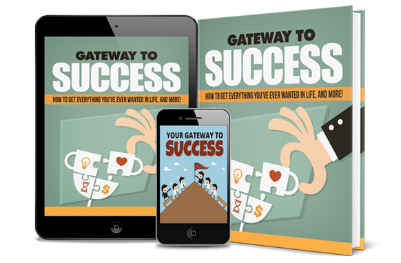 Gateway To Success AudioBook and Ebook