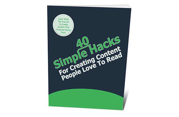 40 Simple Hacks For Creating Content People Love To Read