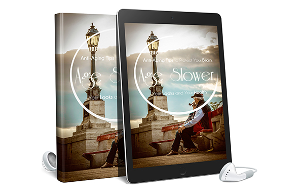 Age Slower AudioBook and Ebook