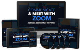 Communicate and Meet With Zoom