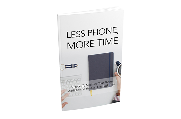 Less Phone, More Time