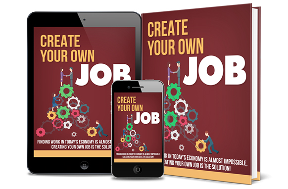 Create Your Own Job AudioBook and Ebook