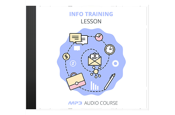 Info Training Lesson